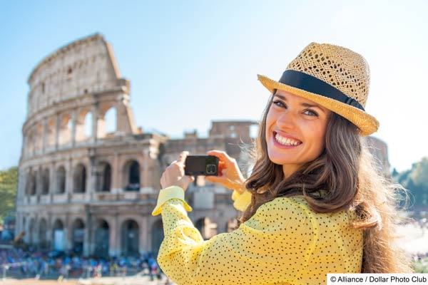 Visit the eternal city of Rom.